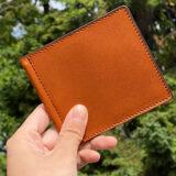 マネークリップ 札ばさみ 薄い コンパクト 財布